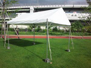 集会用テント1.5K×2K